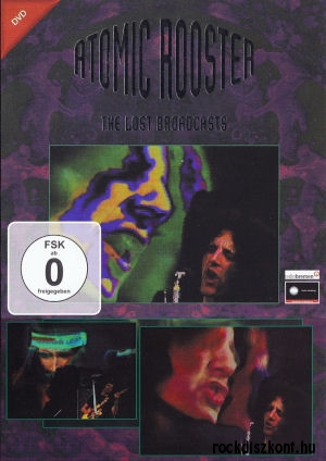 Atomic Rooster - The Lost Broadcasts DVD
