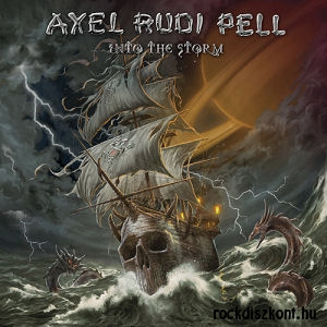 Axel Rudi Pell - Into the Storm (Digipak Edition) CD