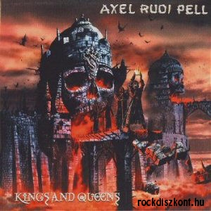 Axel Rudi Pell - Kings and Queens CD