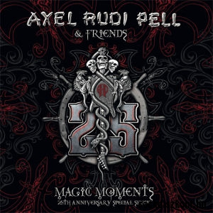 Axel Rudi Pell - Magic Moments - 25th Anniversary Special Show 3CD