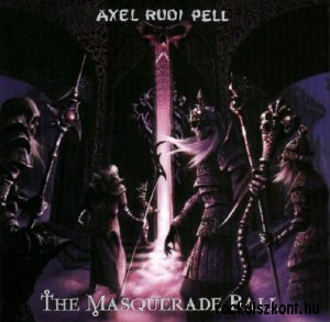 Axel Rudi Pell - The Masquerade Ball CD