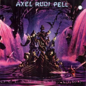 Axel Rudi Pell - Oceans of Time CD