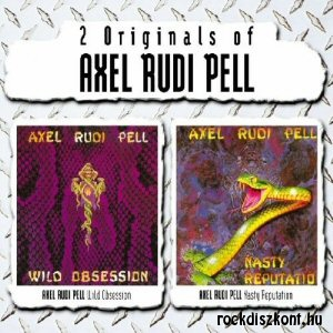 Axel Rudi Pell - Wild Obsession/Nasty Reputation 2CD