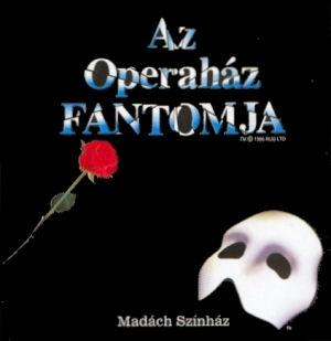 Az Operaház Fantomja - Madách Színház 2CD