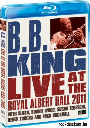 B.B. King - Live At The Royal Albert Hall 2011 BD (Blu-ray Disc)