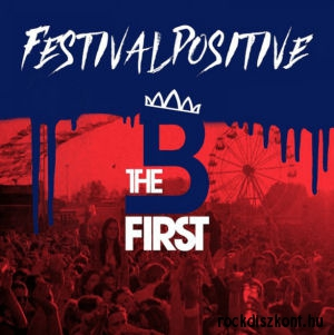 B The First - Festivalpositive CD