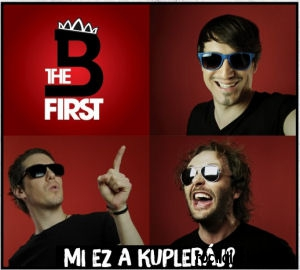 B The First - Mi ez a kupleráj? CD