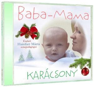 Baba-Mama karácsony - Énekli Hainfart Márta zenepedagógus CD