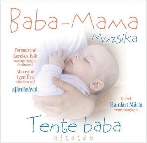 Baba-Mama Muzsika - Tente Baba - Altatók CD