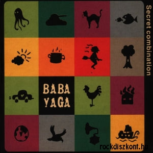 Baba Yaga - Secret Combination CD
