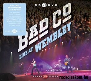 Bad Company - Live at Wembley CD+DVD