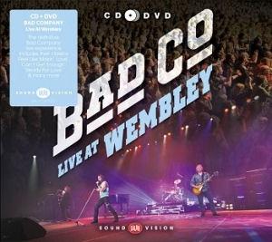 Bad Company - Live at Wembley CD+DVD