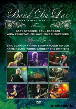 Band Du Lac - One Night Only - Live DVD