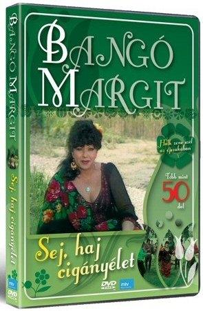 Bangó Margit - Sej, haj cigányélet - DVD