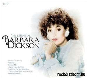Barbara Dickson - The Essential 2CD