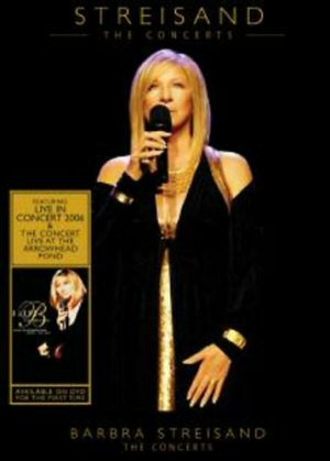 Barbra Streisand - The Concerts (3 DVD)