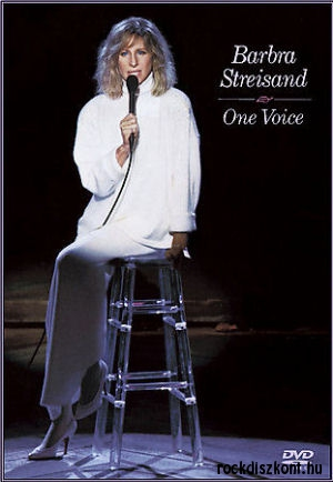 Barbra Streisand - One Voice DVD