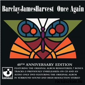 Barclay James Harvest - Once Again (40th Anniversary Edition) CD+DVD
