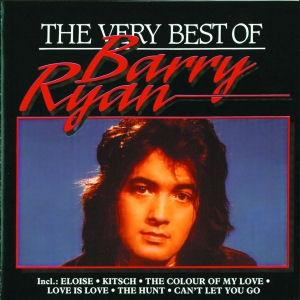Barry Ryan - The Very Best Of Barry Ryan CD