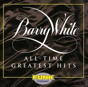 Barry White - All Time Greatest Hits CD