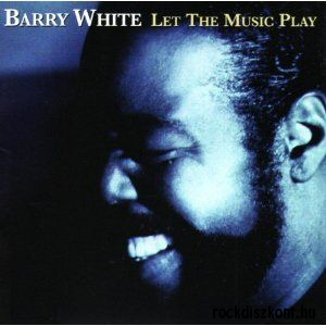 Barry White - Let The Music Play CD