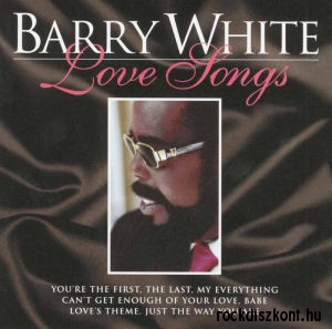 Barry White - Love Songs CD