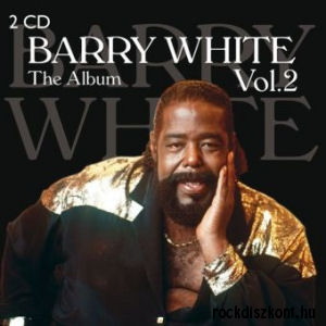 Barry White - The Album - Vol.2 - 2CD