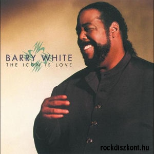 Barry White - The Icon Is Love CD