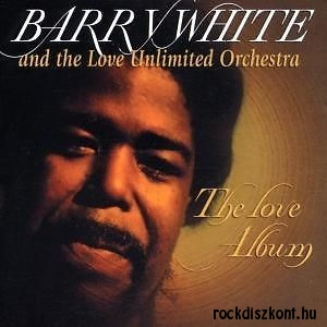 Barry White and The Love Unlimited Orchestra - The Love Album CD