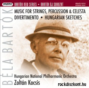 Bartók Béla - Music for Strings + Divertimento SACD