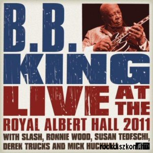 B.B. King - Live At The Royal Albert Hall 2011 CD+DVD