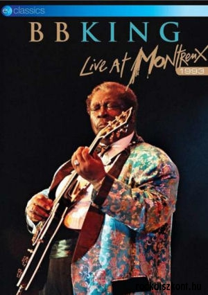 B.B. King - Live At Montreux 1993 - DVD