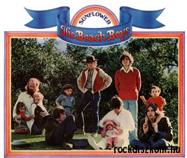 The Beach Boys - Sunflower LP