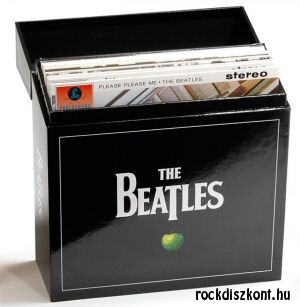 The Beatles Vinyl Stereo Box Set (Limited Edition 16 x 180G Vinyl LP Box Set + Book)