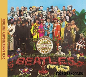 The Beatles - Sgt. Peppers Lonely Hearts Club Band (Anniversary Edition) (2 x Vinyl) 2LP