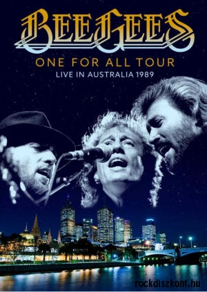 Bee Gees - One for All Tour - Live in Australia 1989 - DVD