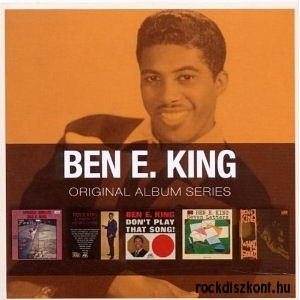 Ben. E. King - Original Album Series - 5CD Box