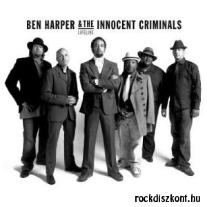 Ben Harper & The Innocent Criminals -  Lifeline CD