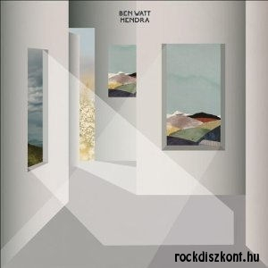 Ben Watt feat David Gilmour - Hendra CD