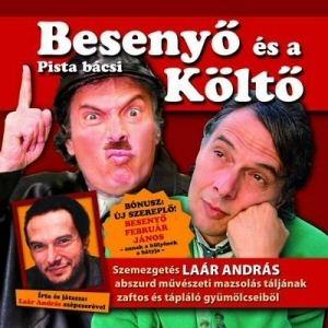 Laár András - Besenyő Pista bácsi és a költő CD