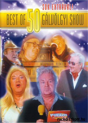 Best of 50 Gálvölgyi Show DVD