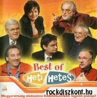 Best Of Heti Hetes CD