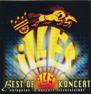 Best of Illés koncert - Válogatás 3 koncert felvételeiből CD