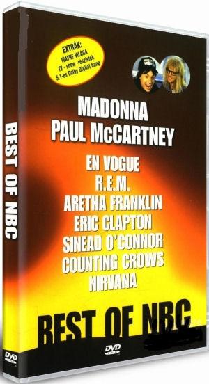 Best of NBC - Various Artists (DVD)