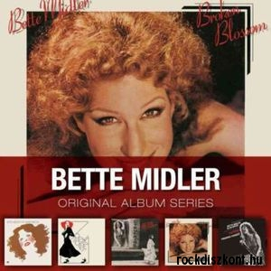 Bette Midler - Original Album Series - 5CD Box