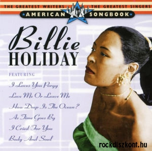 Billie Holiday - American Songbook: The Greatest Writers, The Greatest Singers CD