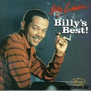 Billy Eckstine - Billy Best CD