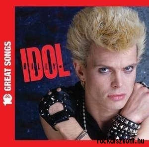Billy Idol - 10 Great Songs CD
