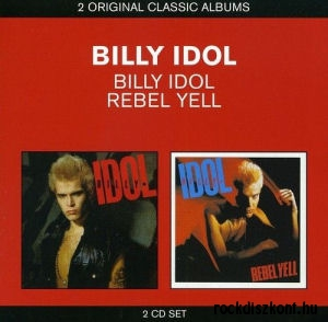 Billy Idol - Billy Idol / Rebel Yell (2 Original Classic Albums) 2CD