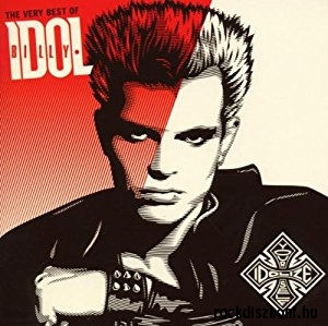 Billy Idol - The Very Best of Billy Idol: Idolize Yourself CD